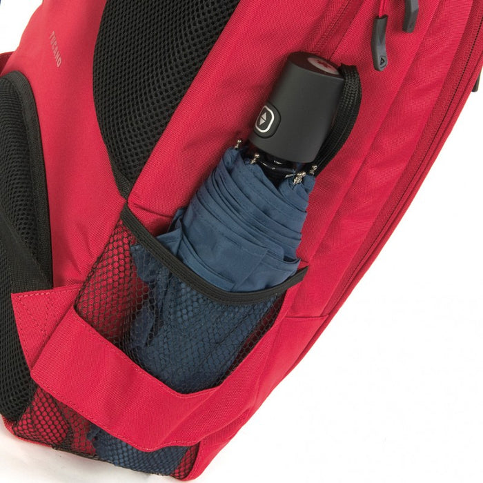 Tucano - Lato Backpack for MacBook Pro 17'' & laptop - Red