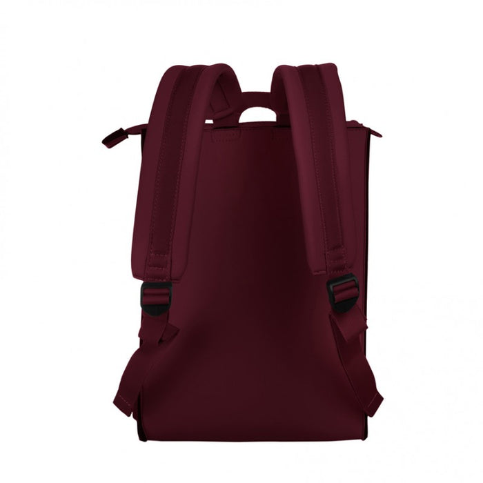 Tucano - O.D.D.S. Trip Neoprene Fashion Backpack - Burgundy