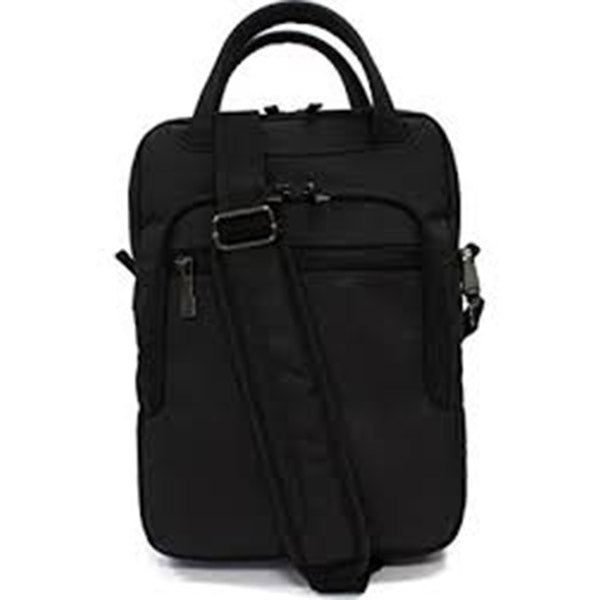 Tucano - Trend Computer Bag with Adjustable and removable shoulder strap - Black