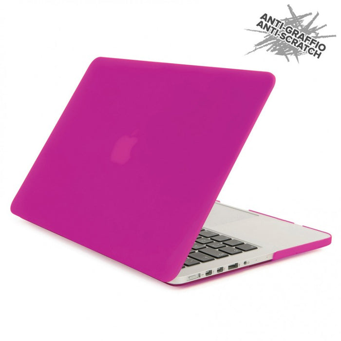 "Tucano Nido Hard Shell Case for 13"" MacBook Air, Purple (2037388705849)"
