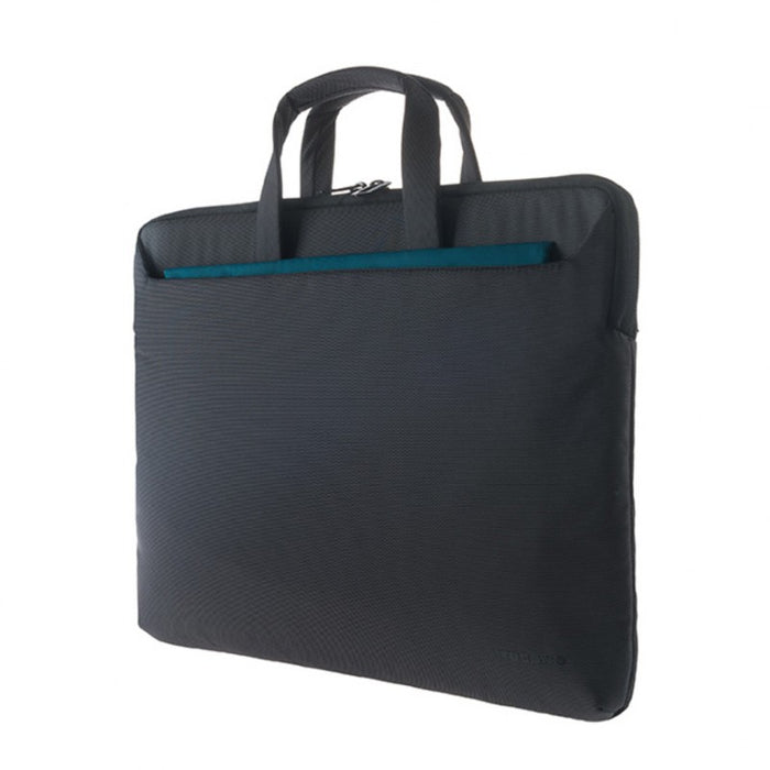 "Tucano - Workout 3 Extra Super Slim Bag for Macbook 15.6"" - Black"