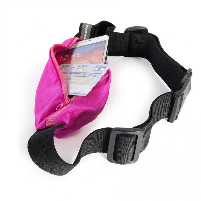 Tucano Kiss 2 Waistband For Smartphones, Hot Pink