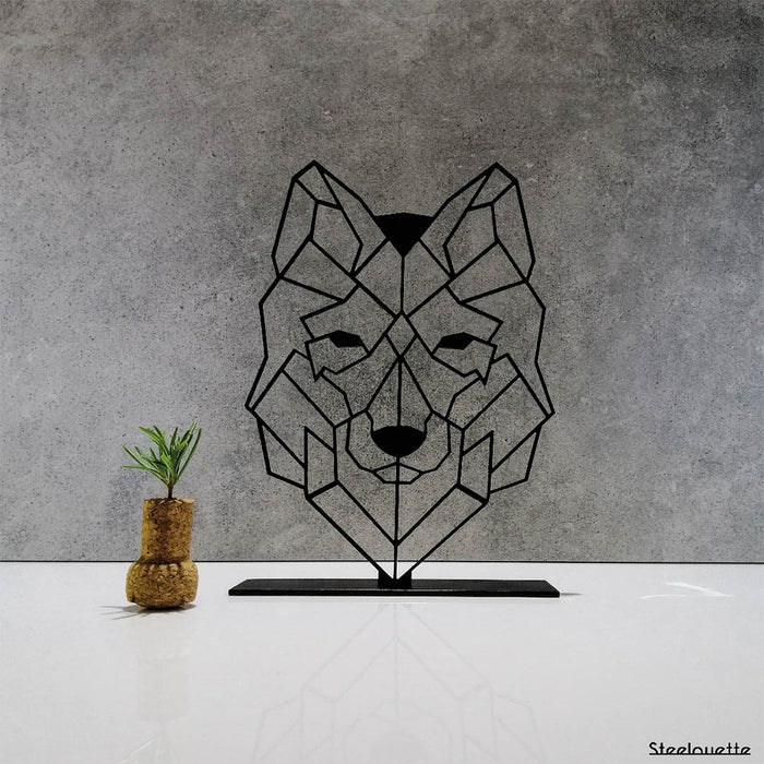 Steelouette   - The Wolf
