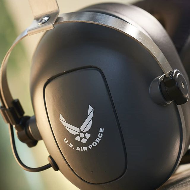 Thrustmaster - T.Flight U.S. Air Force Edition Wired Stereo Gaming Headset