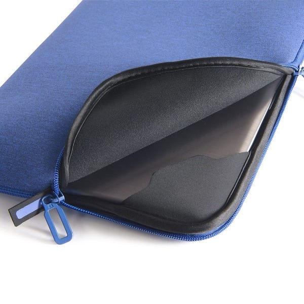 "Tucano - Melange Second Skin Neoprene Sleeve for Notebook 13.3"" & 14"" - Blue"