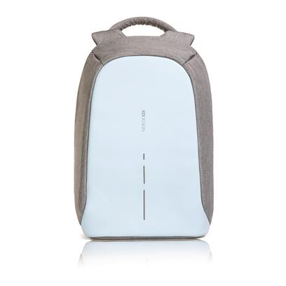 Bobby Compact Anti-Theft backpack, Pastel Blue