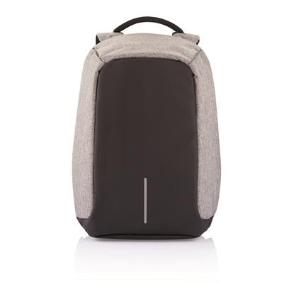 Bobby Original Anti-Theft backpack, Grey