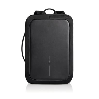 Bobby Bizz Anti-Theft Backpack & Briefcase, Black