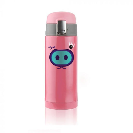 Asobu Peakaboo Kids Bottle, Pink