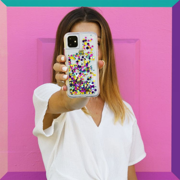 Case-Mate - iPhone 11 Pro Case - Waterfall - Confetti