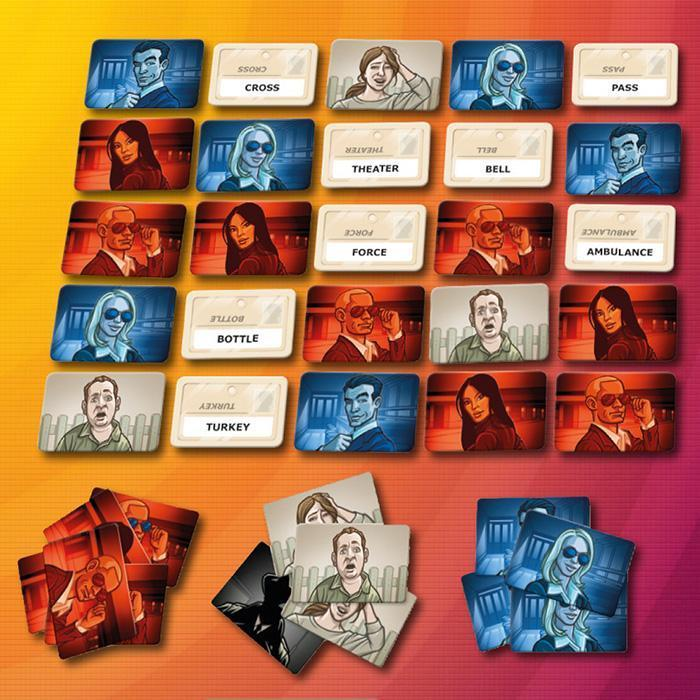 Codenames - Original Board Game