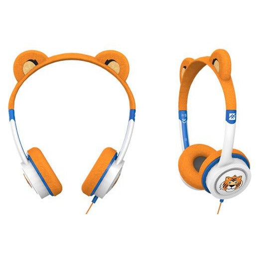 Ifrogz   - Little Rockerz Costume Wired Headphones - Tiger