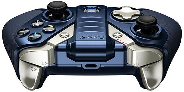 GameSir - M2 Mfi Bluetooth Game Controller, Gamepad for iPhone, iPad - Blue