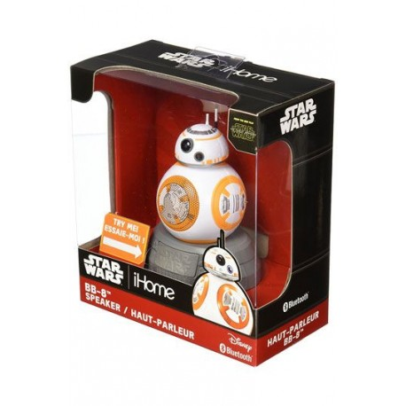 iHome KD - STAR WARS BB8 Bluetooth Speaker