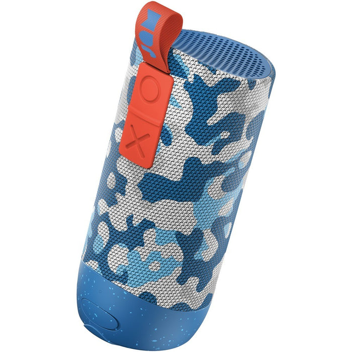 JamAudio - Zero Chill Pairable Waterproof Bluetooth Speaker 22 hours Playtime - Camo