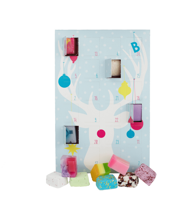 Bomb Cosmetics - Countdown to Christmas Advent Calendar 24 Days