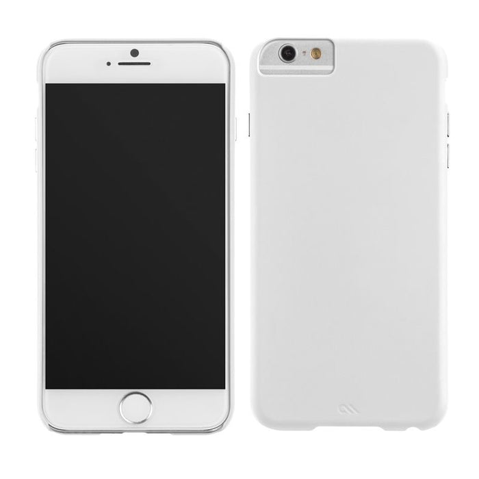 Case-Mate   - iPhone 6 Plus Barely There - White