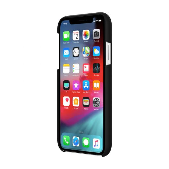 Incipio - iPhone XR Feather Case - Black