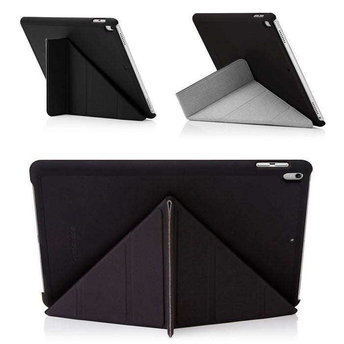 Pipetto - iPad Mini 5 / iPad Mini 4 Origami Case - Black