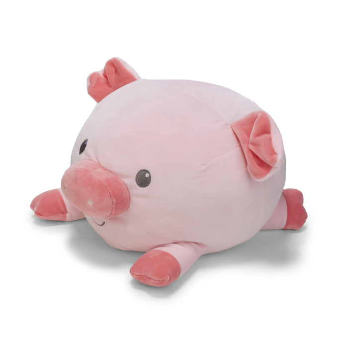 Kids Preferred - Cuddle Pal Stuffed Animal Plush Large Lucy The Pig 11.5""
