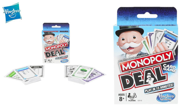 Hasbro Gaming   - Monopoly Deal Card Game