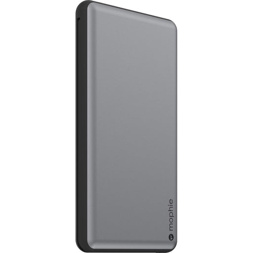 Mophie Powerstation Plus 12K Mah External Battery + Lightning - Space Gray