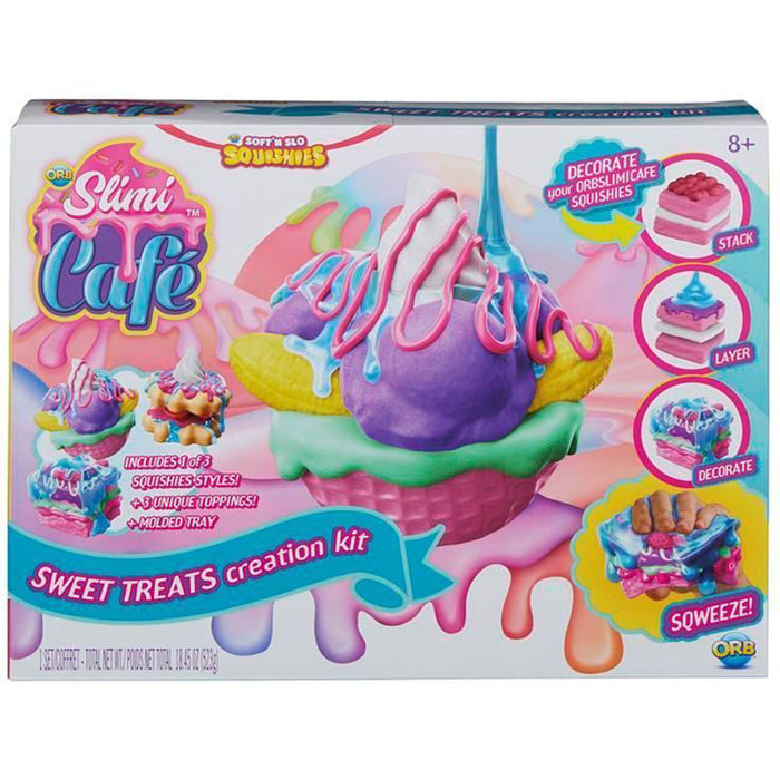 ORB Toys  - Slimi Cafe Soft'n'Slo Squishies All-In-One Kit