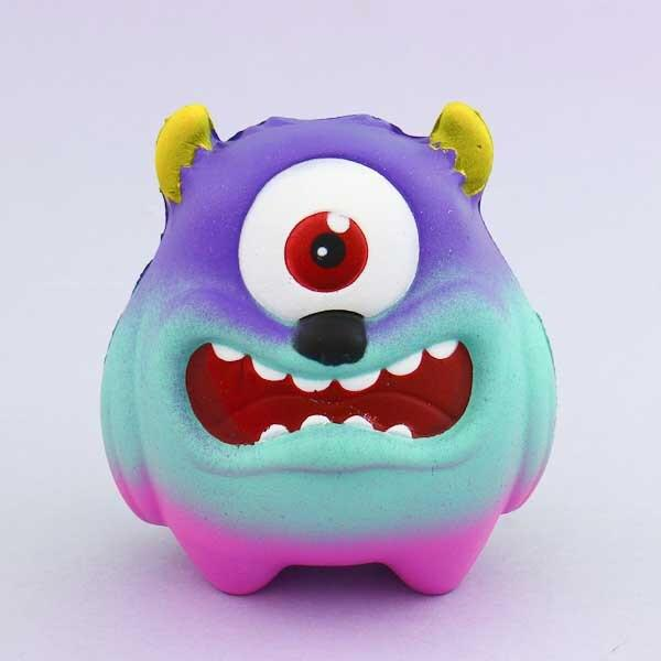 Squishies - Monster Small - Multicolor