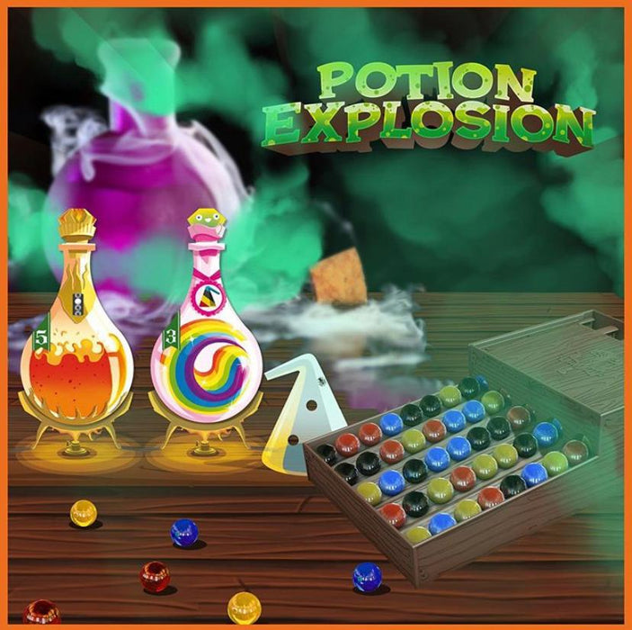 Potion Explosion - Board Game