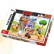 Trefl   - Mickey Mouse & Friends Puzzle 160pcs