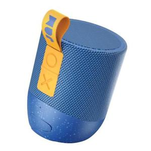 JamAudio   - Double Chill Portable Bluetooth Speaker 12 Hours Playtime - Blue