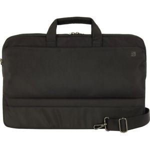 "Tucano Dritta Slim 15 bag for MacBook Pro 17"" and notebook 15.6"", Black"