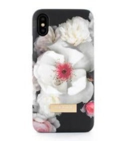 Ted Baker - iPhone X/XS Soft feel hard shell kamala - Chelsea Black