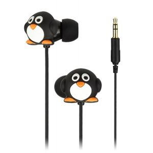 Pengiun In-Ear Headphones
