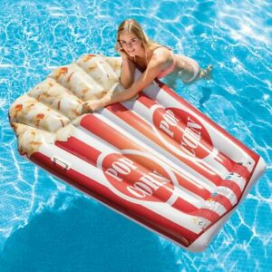 INTEX   - Popcorn Float Mat