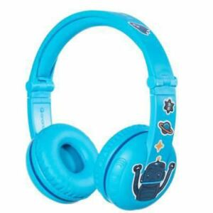 Buddyphones Play - Bluetooth Headphones - Glacier Blue