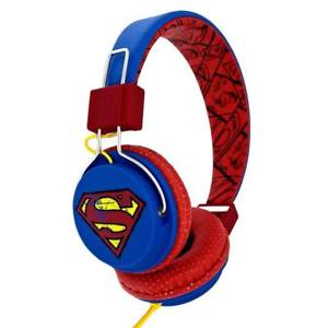 Kondor - Otl - Onear - Folding Headphone - Superman - Man Of Steel