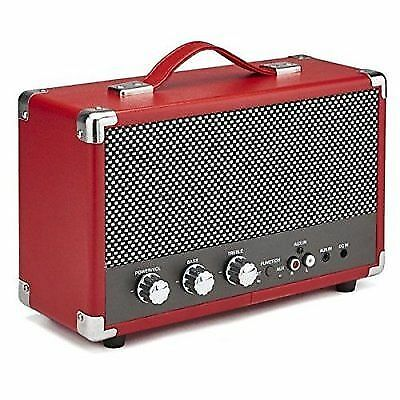 GPO Westwood, Speaker System, Red