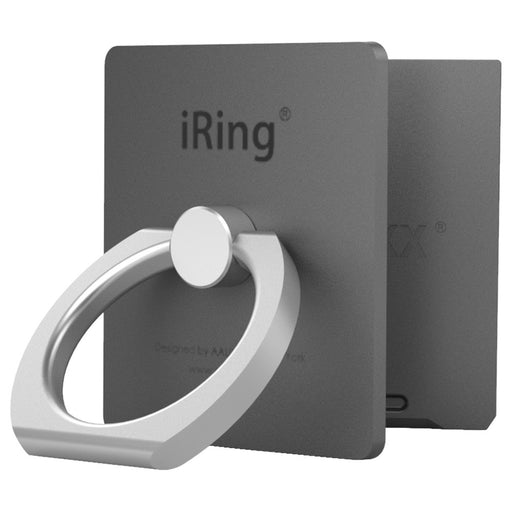 "Iring ""Link"" Wireless Chargers Compatible - Gray"