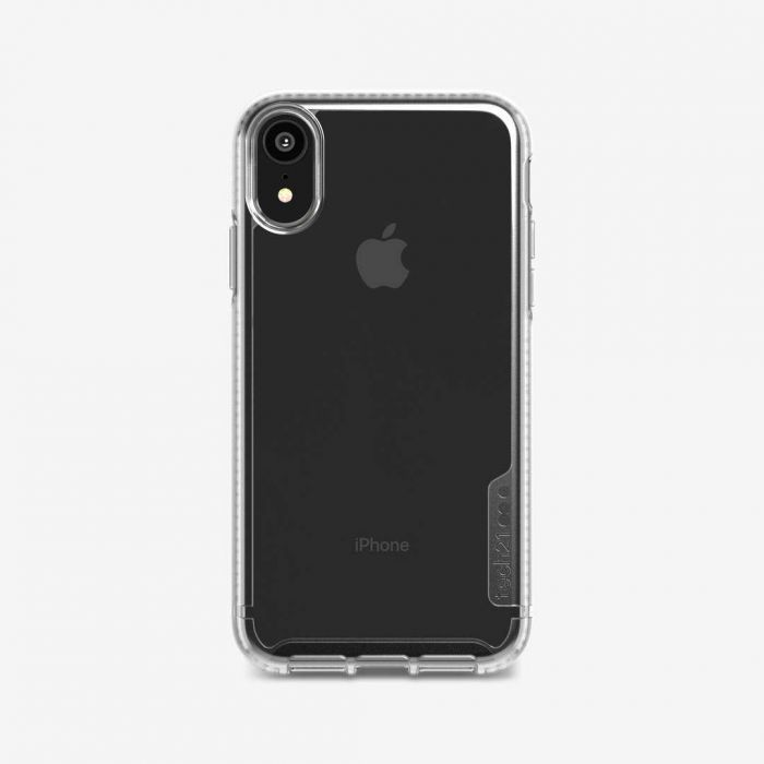 TECH21 - iPhone XR Pure Carbon - Clear