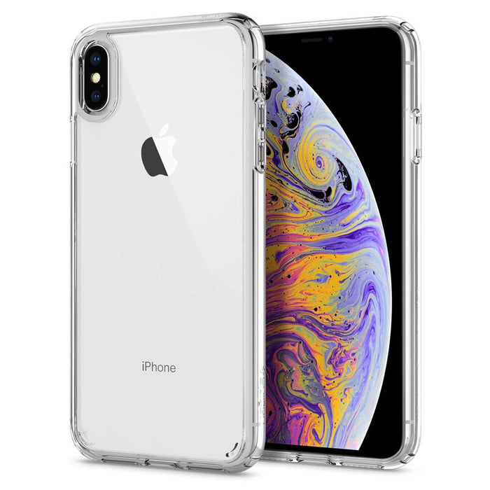 Spigen - iPhone XS Max Case Ultra Hybrid - Crystal Clear