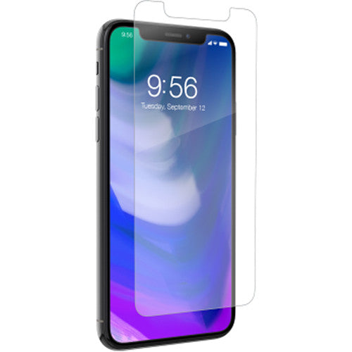 Zagg Iphone X Invisible Shield - Glass Plus - Case Friendly - Screen Protector