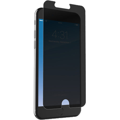 Zagg Iphone 8/7 Plus Invisible Shield Glass - Privacy Screen Protector