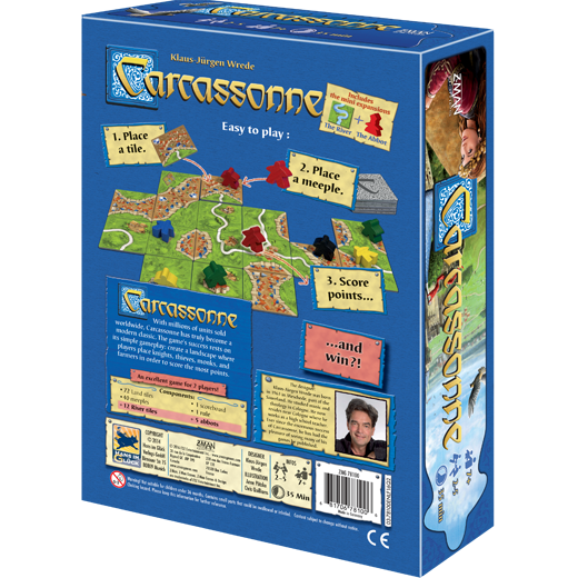 Carcassonne</strong