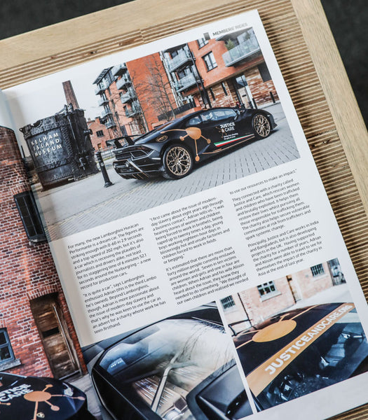 Supercar Driver Magazine Issue 27 // April 2018
