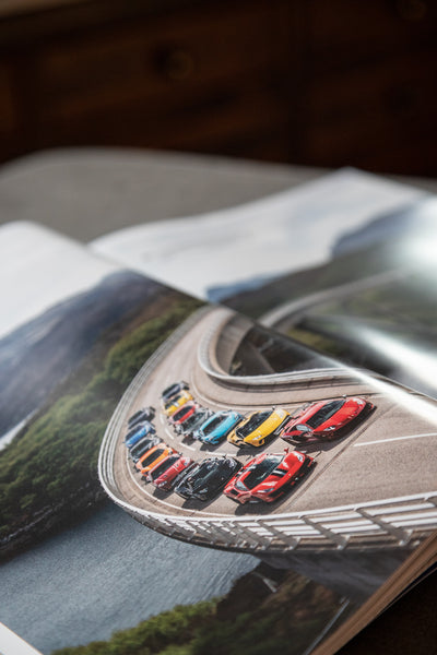 Supercar Driver Issue 32 // Summer 2019