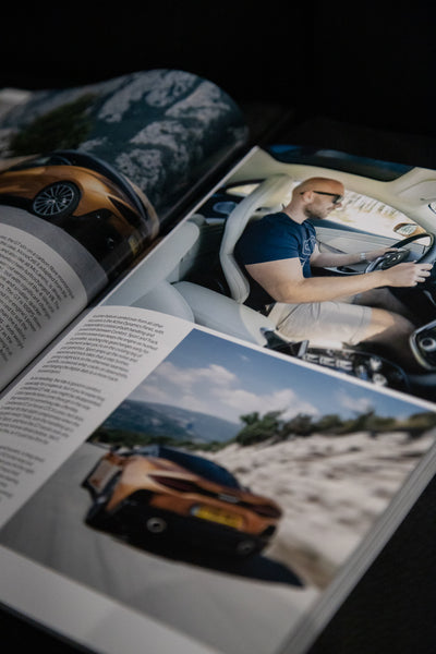 Supercar Driver Issue 33 // Autumn 2019