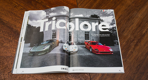 Supercar Driver Issue 26 // Winter 2017