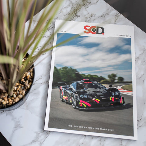 Supercar Driver Issue 36 // Summer 2020