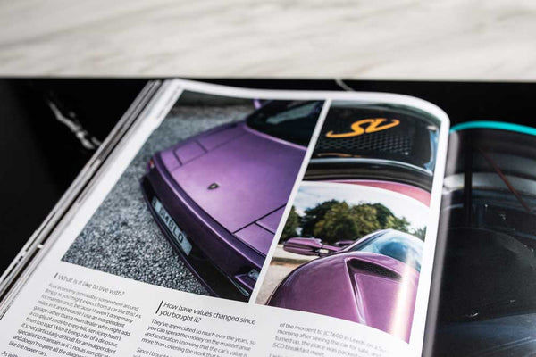 Supercar Driver Issue 31 // Spring 2019